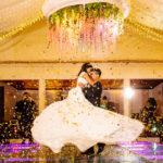 Gabriela Rivas Rodríguez y Sergio Rivas Leiva se juraron amor eterno frente al altar