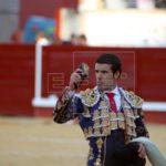 Éxito de Emilio de Justo en su estreno en Feria de Cali