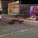 Muere a las puerta del HG-450 un joven arrollado momentos antes en el Francisco Villa por un motociclista