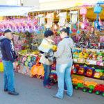Aprueban 109 puestos para Feria del Juguete