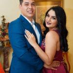 Jesús Francisco Alvarado Luján pidió la mano de Erika Gabriela Cabrera Moreno