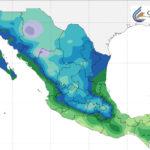 Durango amanecerá entre 1 y 3°C mañana