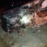 Brutal choque en camino a Tomás Urbina, dos o más lesionados y destrucción de vehículos participantes