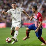 Bale no salió en la segunda parte por unas molestias