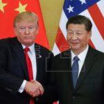 Delegación EEUU visitará China el 7 y 8 enero para conversaciones comerciales