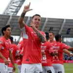 El argentino Leonardo Ramos confirma su instinto de depredador en México