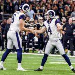 Rams ganan de remontada en la prórroga el pase al Super Bowl LIII