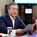 "Presidente surcoreano: la segunda cumbre Kim-Trump ""se va a celebrar pronto"""