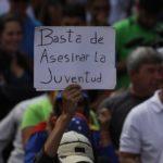 Varias ONG contabilizan 35 muertos y 850 detenidos en protestas de Venezuela