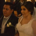 Melissa Guerrero Ramírez y Alfredo Gutiérrez Gómez  recibieron el Sacramento del Matrimonio