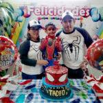 David Tadeo Lozano Ramírez celebró sus cinco añitos con una súper fiesta de cumpleaños
