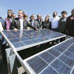Inicia la construcción del huerto solar más grande de Durango: Aispuro