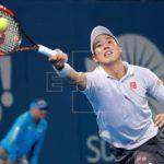 Nishikori confía en mejorar sus resultados en Grand Slams este año