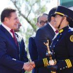 Llama Aispuro a seguir unidos a favor de Durango y México