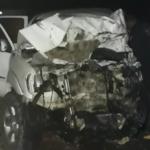 Los seis lesionados en el choque por Piedra Encimada, de Nuevo Ideal y Santiago Papasquiaro, están graves, pero el choque fue más espantoso de lo que se cree