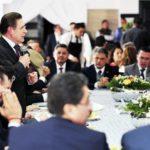 Iniciativa privada, fundamental para el desarrollo: Aispuro