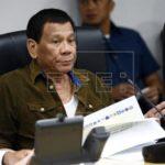 Duterte niega estar detrás de la detención de la periodista Maria Ressa