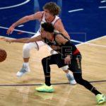 117-113. El novato Young y los Hawks superan a James y los Lakers