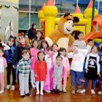 Celebran los 6 años de vida de la pequeña Renata