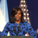 Michelle Obama en los Grammy: La música siempre me ayudó a contar mi historia