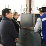 Realiza SECOED pruebas de calidad en materiales de obra pública