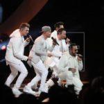 Backstreet Boys levanta pasiones en su esperado regreso a Chile tras 21 años