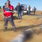 Graves dos jovencitas tras caer de motocicleta en camino de Guadalupe Victoria a Santa Catalina de Sena