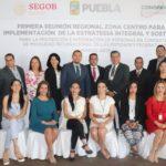 Implementan estrategias para la protección de migrantes