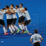 Leones argentinos remontany se imponen por 3-2 ante España
