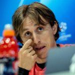 """Modric reconoce que ha sido """"la semana más difícil"""" de su vida"""