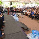 Mil 150 apoyos para desarrollo y bienestar de tamazulences: Aispuro