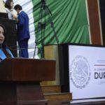 Propone Sandra Amaya que 50 % de Secretarías las encabecen mujeres
