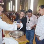 Bautizaron al pequeño Jan Josué Serrano Hernández