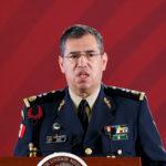 El futuro comandante de la Guardia Nacional persiguió cultivos del Chapo