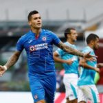 Argentino Caraglio anota dos goles en el triunfo de Cruz Azul sobre Querétaro
