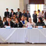 Encabeza SECOED Primera Reunión de la Comisión de Contralores