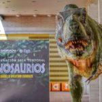 Llegan dinosaurios a Durango