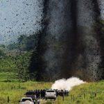 Honduras destruye 2 pistas clandestinas para narcotráfico y suman 17 en 2019