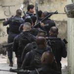 Al menos ocho muertos durante un operativo policial en Río de Janeiro