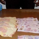 """Capturan a """"niño"""" en Jardines con """"coca"""" y 11 mil pesos"""