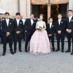 Inolvidables XV años de Frida Sofía García García