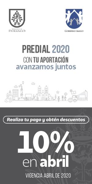 Gobierno Durango 2019